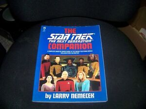 STAR  TREK  BOOKS (6)