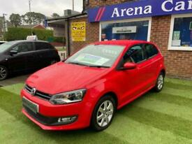 image for 2013 Volkswagen Polo 1.4 Match Edition 3dr