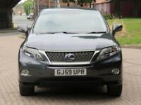 2009 59 LEXUS RX 3.5 450H SE-L 5D AUTO 249 BHP