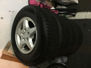 Winter tires for sell