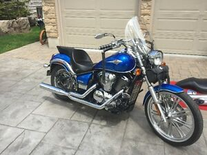 2007 Kawasaki Vulcan Custom 900 - excellent shape PRICE REDUCED