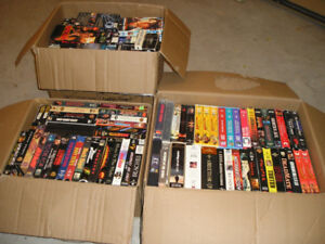 Huge collection of DVD's