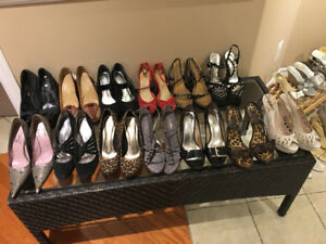 Shoes and Bags for women -All good condition - some brand new