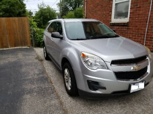 2011 Chevy Equinox (with Safety and 4 years Lubrico warranty