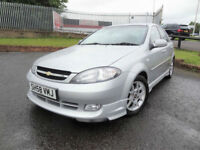 2008 Chevrolet Lacetti 1.8 Sport ONLY 21000mls - KMT Cars