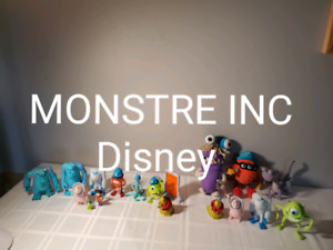 MONSTRE INC Disney