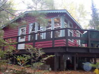 Loon Point Cottage For Sale on Beautiful Tamarack Lake