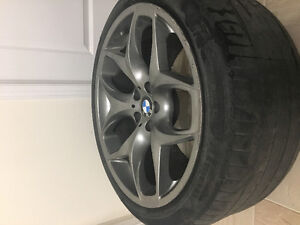 Original BMW X5 RIMs