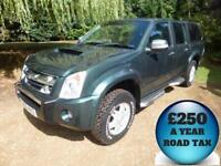 2011 Isuzu Rodeo 2.5TD Denver Max Double Cab 4x4 Pick Up