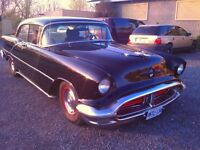 1956 Oldsmobile 88 custom $10k Cash