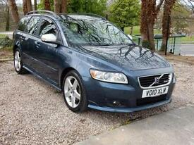 Volvo V50 1.6D 2010 DRIVe R Design **Finance From £40.87 a week**
