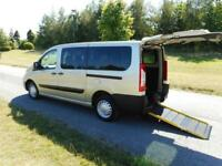 2012 Peugeot Expert Tepee L2 LWB 2.0 Hdi WHEELCHAIR ACCESIBLE VEHICLE WAV