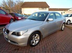 2006 BMW 5 Series 2.5 525d SE 4dr