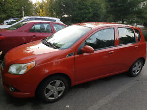 2009 Chevy Aveo For Sale