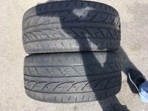 """2x nexen n1000 215/40/zr17"""" summer tires"""