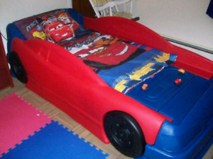 Convertible Race Car Bed