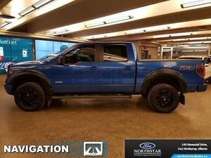2013 Ford F-150 FX4   - Leather Seats -  Sport Seats - Navigatio