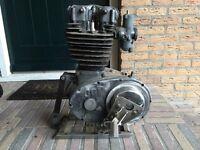 Bsa b50 ccm engine