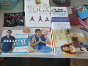 NEW exercise DVD and books