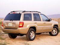 jeep grand cherokee WANTED