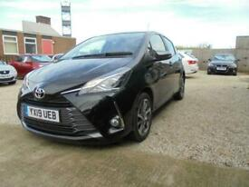 image for Toyota Yaris Y20 1.5 Petrol 5 Door ONLY 2,662 miles FSH One Lady Owner