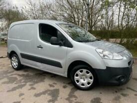 2013 Peugeot Partner HDI S L1 850 NO VAT TO PAY Panel Van Diesel Manual
