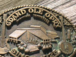 Grand Old Opry Vintage Belt Buckle London Ontario image 4