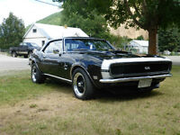 Big Block Muscle Car