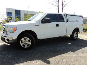 2012 Ford F-150 XLT EXTENDED CAB ALL HIGHWAY KMS Pickup Truck