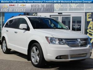 2010 Dodge Journey R/T | Leather | CD