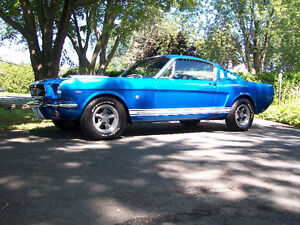 ***   Ford MUSTANG Fastback 1965    ***