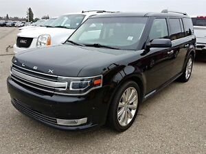 2013 Ford Flex Limited Adaptive Cruise Htd/Cid Seats Park Assist