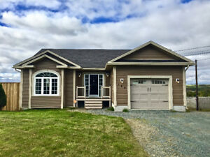 Fully Developed Bungalow with ULTIMATE 20X45 Garage on 1/2acre