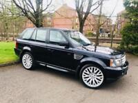 2005 Land Rover Range Rover Sport 4.2 V8 Supercharged SUV 5dr Petrol
