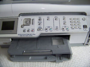 HP Photosmart C7200 Printer