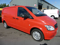 2012 Mercedes-Benz Vito 113 CDi Compact, Full MERC History, LIGHT USE, VERY TIDY