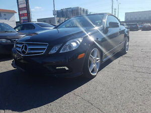 2011 Mercedes-Benz E-Class E550 Coupe (2 door)