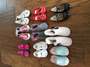 Free clothes and shoes for kids under 2