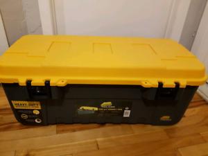 Coffre rangement robuste en plastique Plano Heavy-Duty NEUF