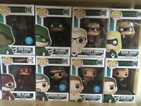 Green arrow funkos CHEAP QUICK SALE
