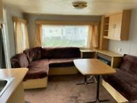 Static Caravan For Sale Off Site 2 Bedroom BK Calypso 28FTx10FT Two Bedrooms