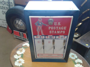 U.S Postal Stamp vending machine