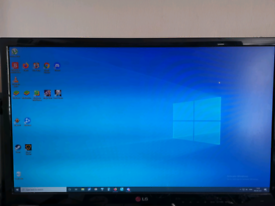 LG 24MT46D tv/monitor