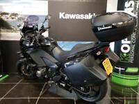 2015 KAWASAKI VERSYS 1000 GRAND TOURER In Black,Low Mileage,Lowered,Top ...
