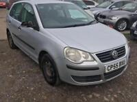 2006/55 Volkswagen Polo 1.4TDI ( 70PS ) E LONG MOT EXCELLENT RUNNER