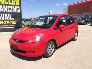 2008 Honda Fit - Safetied - 5 speed - clean!