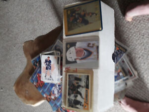 Hockey Card Collection Mostly 90s and some 80s Around 1000 Cards