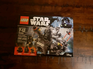 Lego Star Wars Vader Transformation 75183 new sealed box