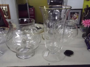 ASSORTED GLASSWARE PERFECT FOR WEDDING/SHOWER CANDY BUFFET Windsor Region Ontario image 3