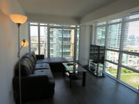 SPECIAL!!! - 2 BR + 2 BATH Furnished Suites in Liberty Village